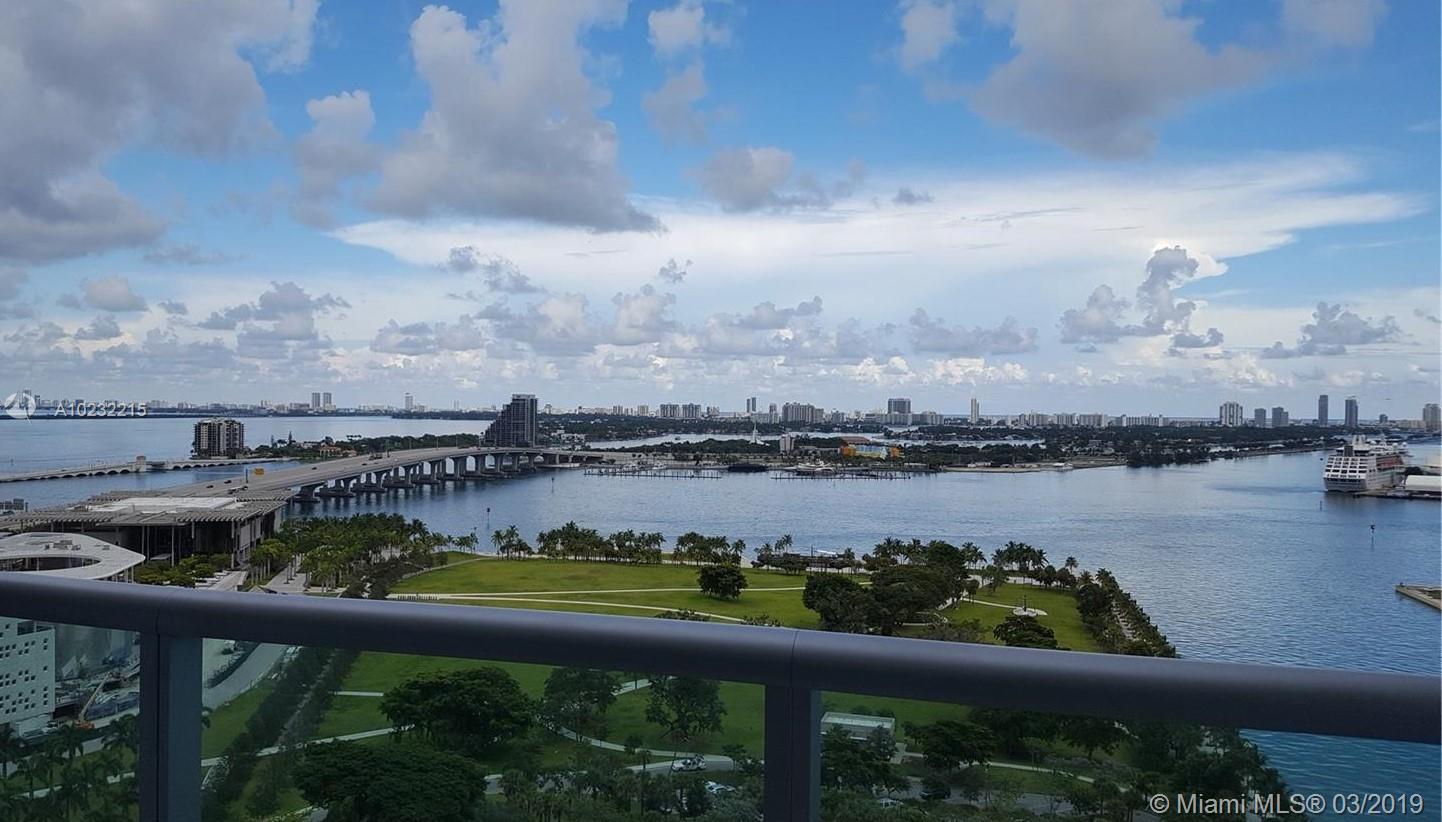 900 Biscayne Bl #2309, Miami FL, 33132
