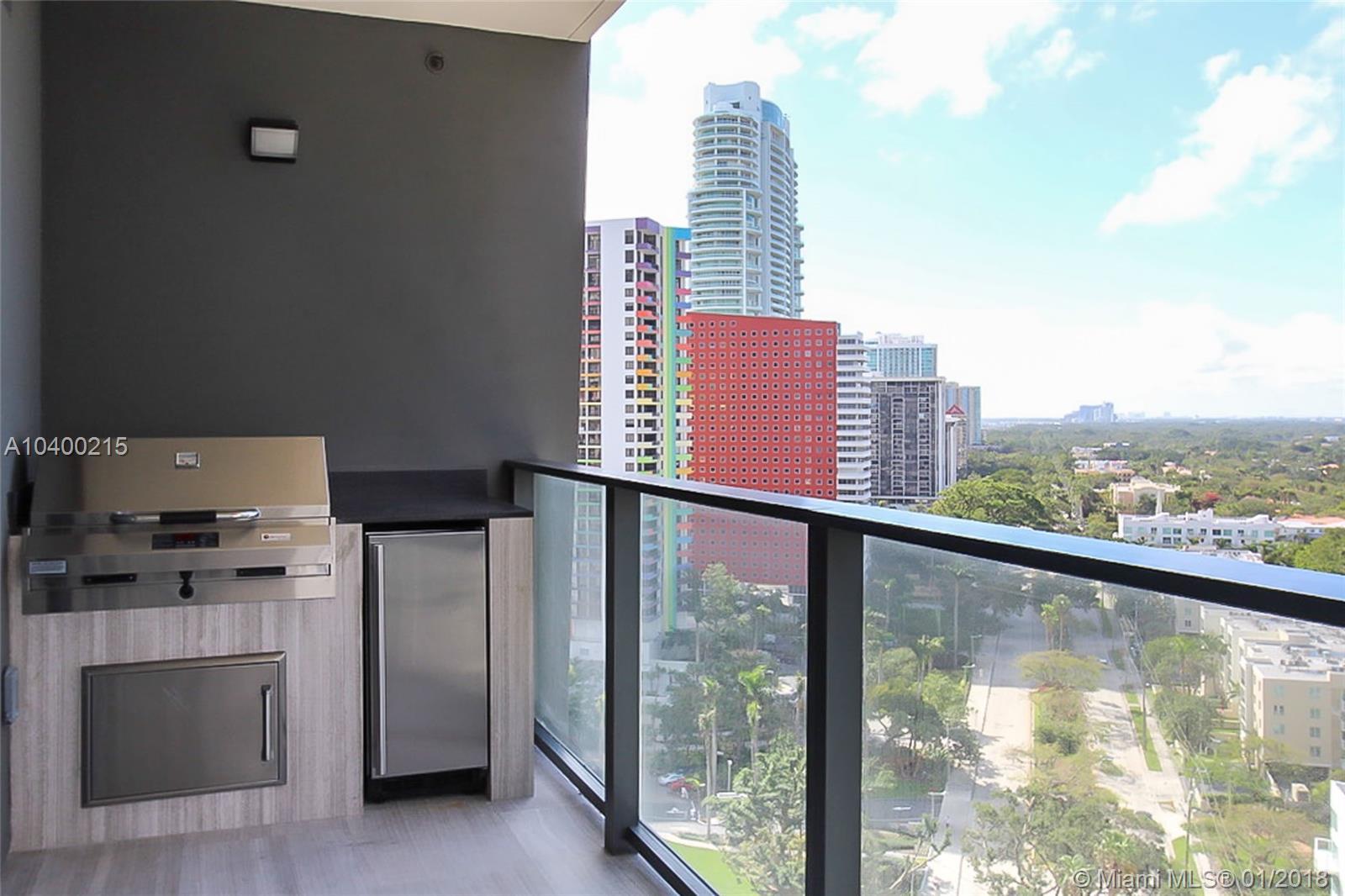 1451 Brickell Ave #1705, Miami FL, 33131