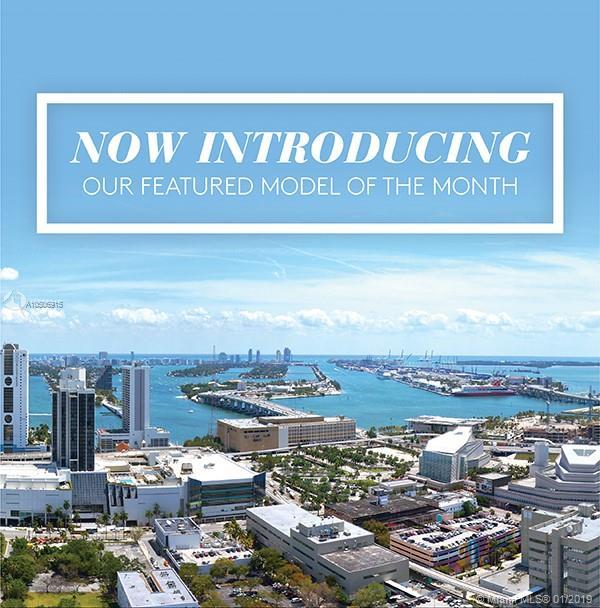 1600 Ne 1st Ave #3505, Miami FL, 33132