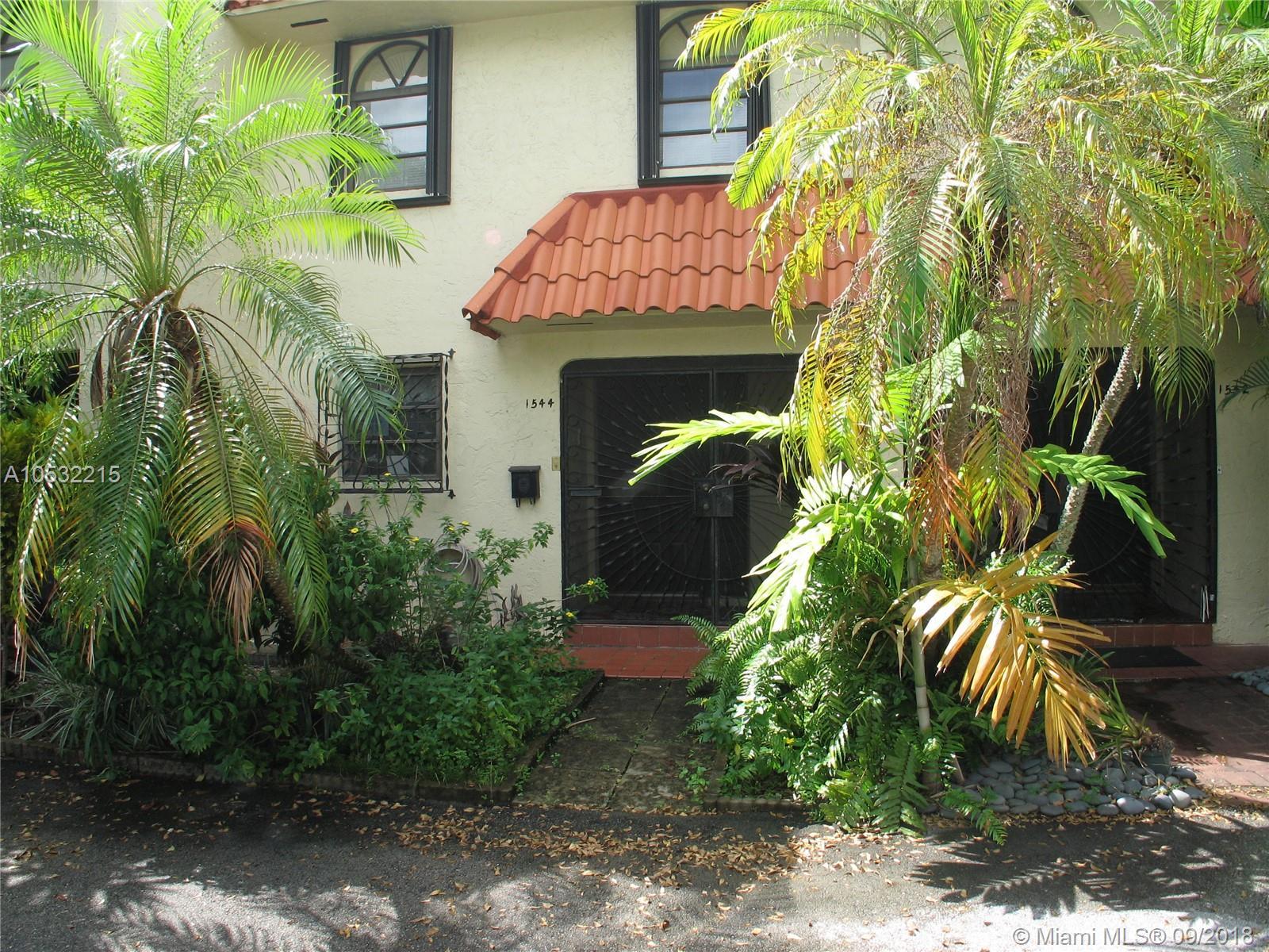 1544 Ne 105th St #B10, Miami Shores FL, 33138