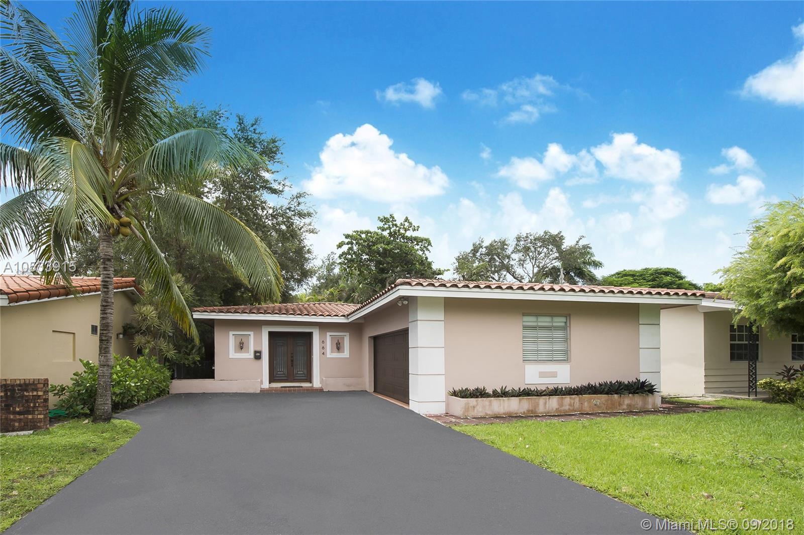 664 Bird Rd., Coral Gables FL, 33146