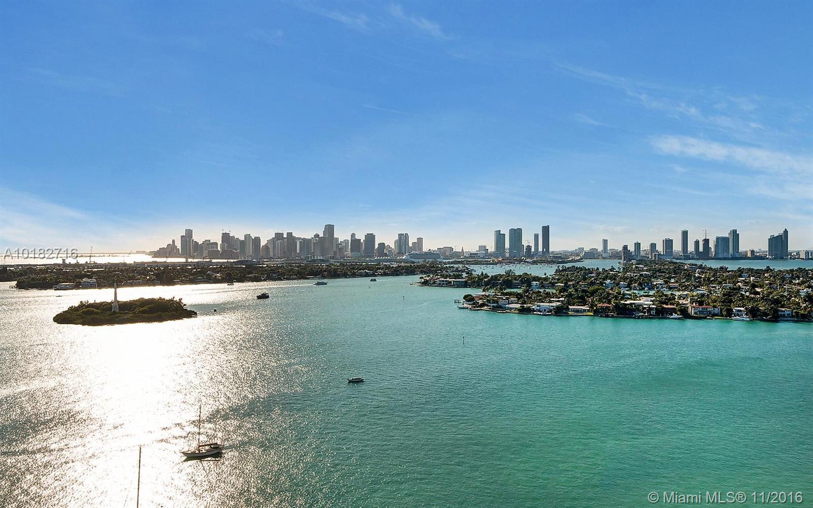 11 Island Ave # 1201, Miami Beach , FL 33139