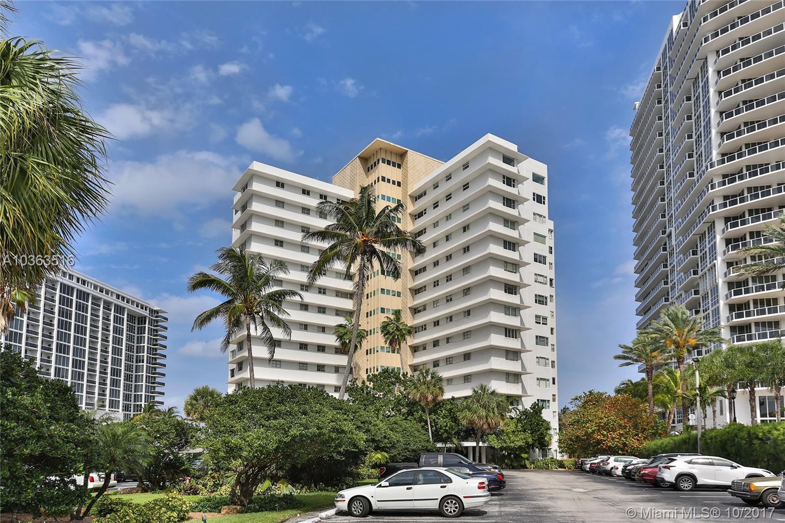 10245 Collins Ave # 9E, Bal Harbour , FL 33154