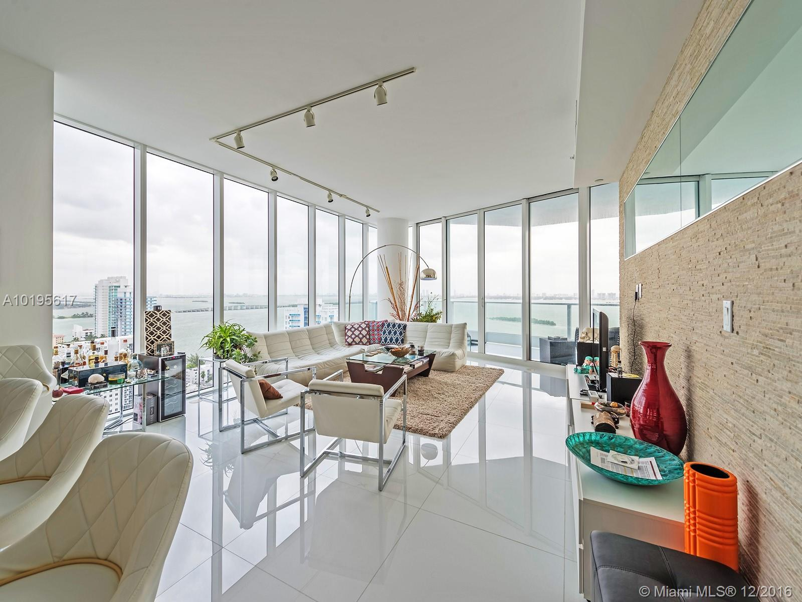 2020 N Bayshore Dr #2601, Miami FL, 33137