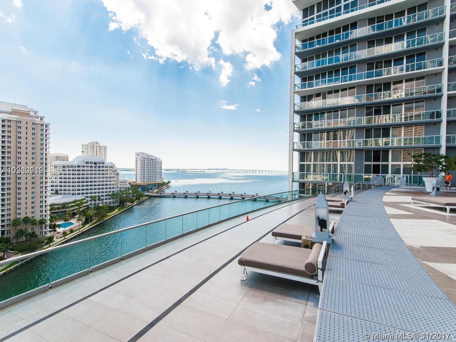 495 Brickell Ave #2411, Miami FL, 33131