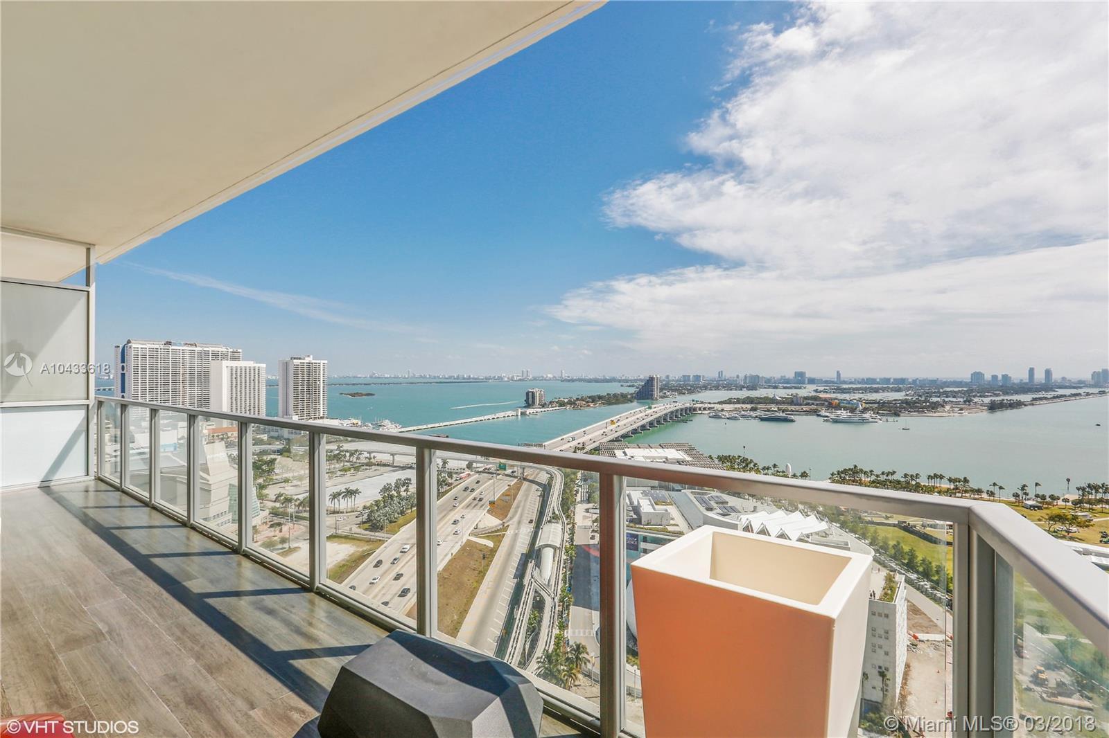 1100 Biscayne Blvd #2601, Miami FL, 33132