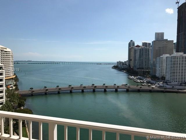 701 Brickell Key Blvd #1703, Miami FL, 33131