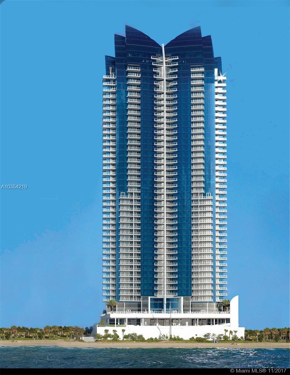 17121 Collins Ave #807, Sunny Isles Beach FL, 33160