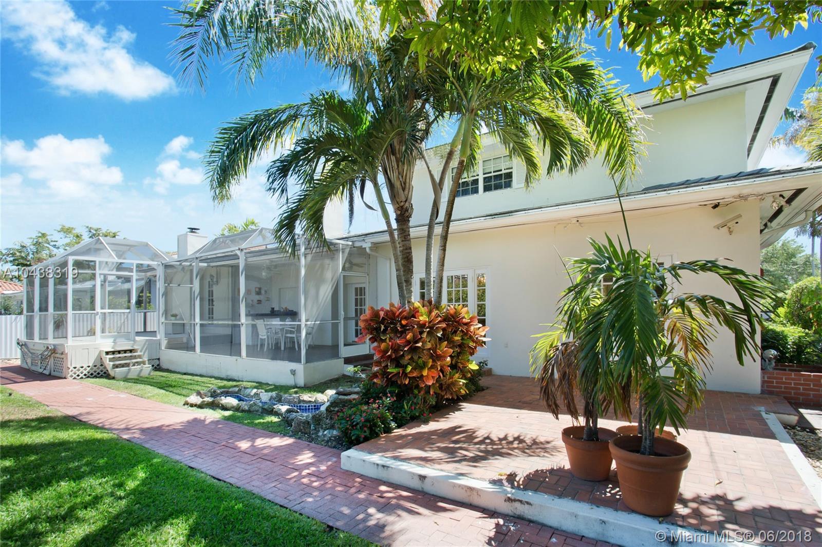 1501 Ne 103rd St, Miami Shores FL, 33138
