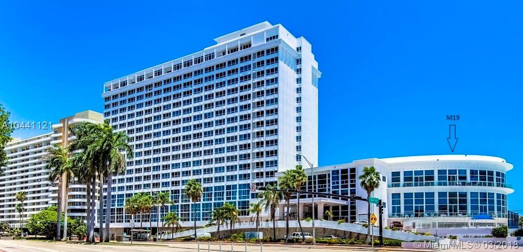 5445 Collins Ave #M19, Miami Beach FL, 33140