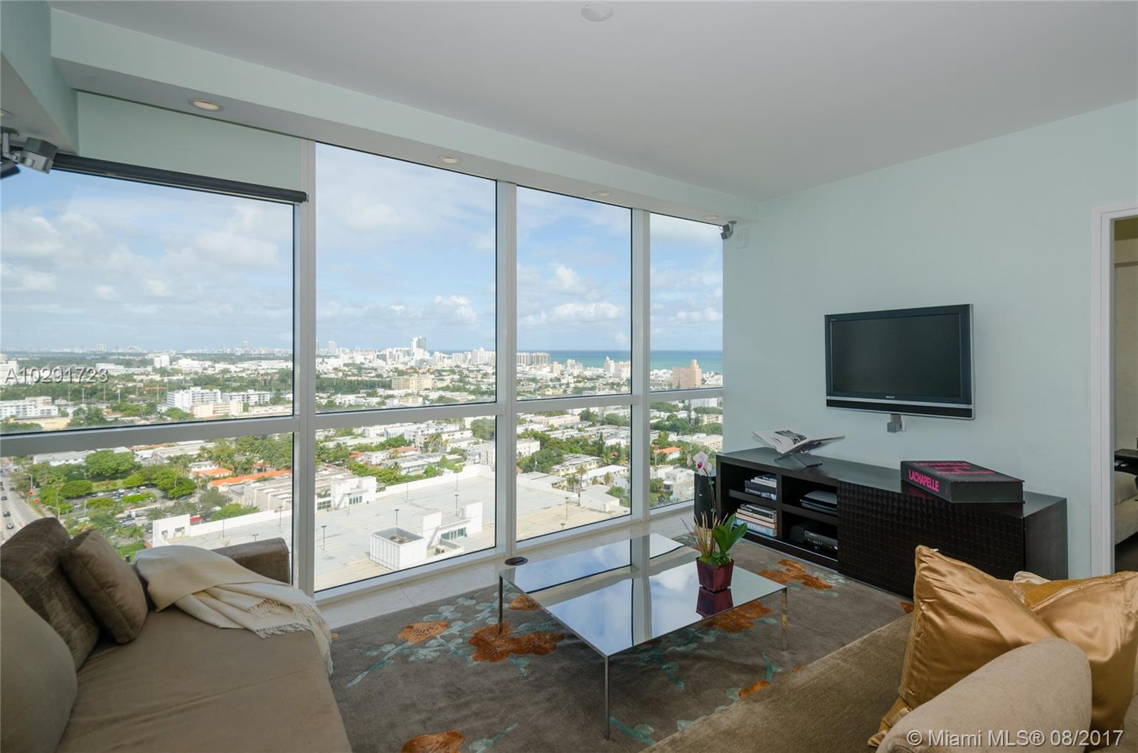 450 Alton Rd #2508, Miami Beach FL, 33139