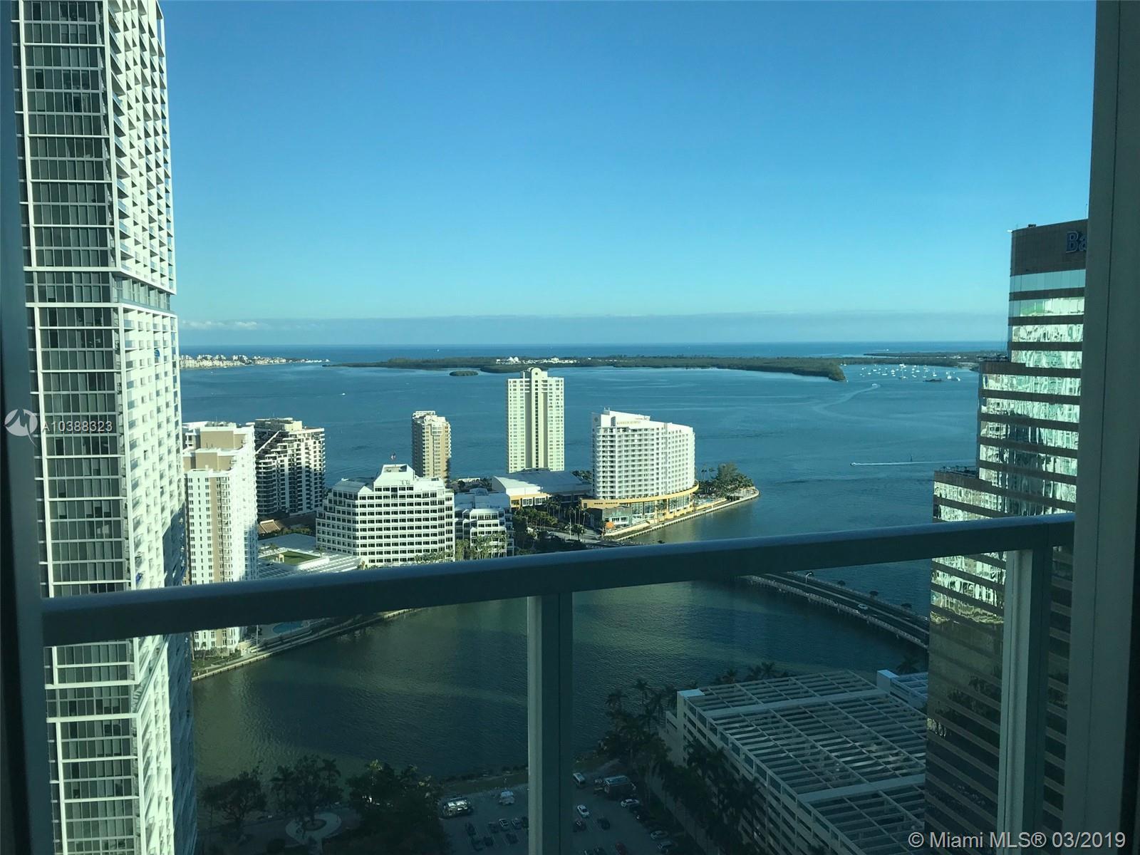 500 Brickell Ave #4101, Miami FL, 33131