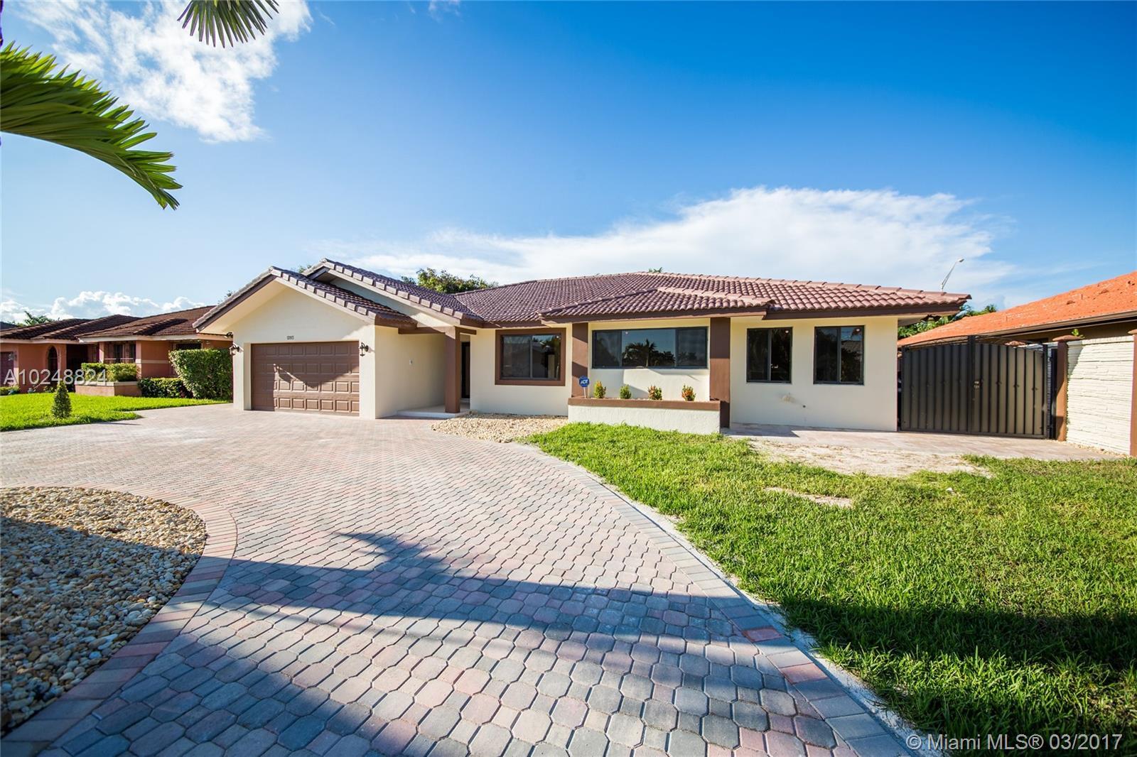 13917 SW 26th Ter, Miami , FL 33175