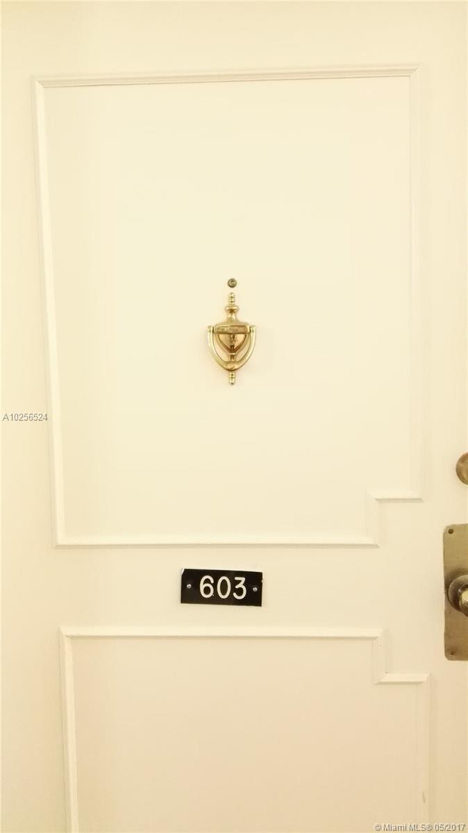 2500 Parkview Dr # 603, Hallandale, FL 33009