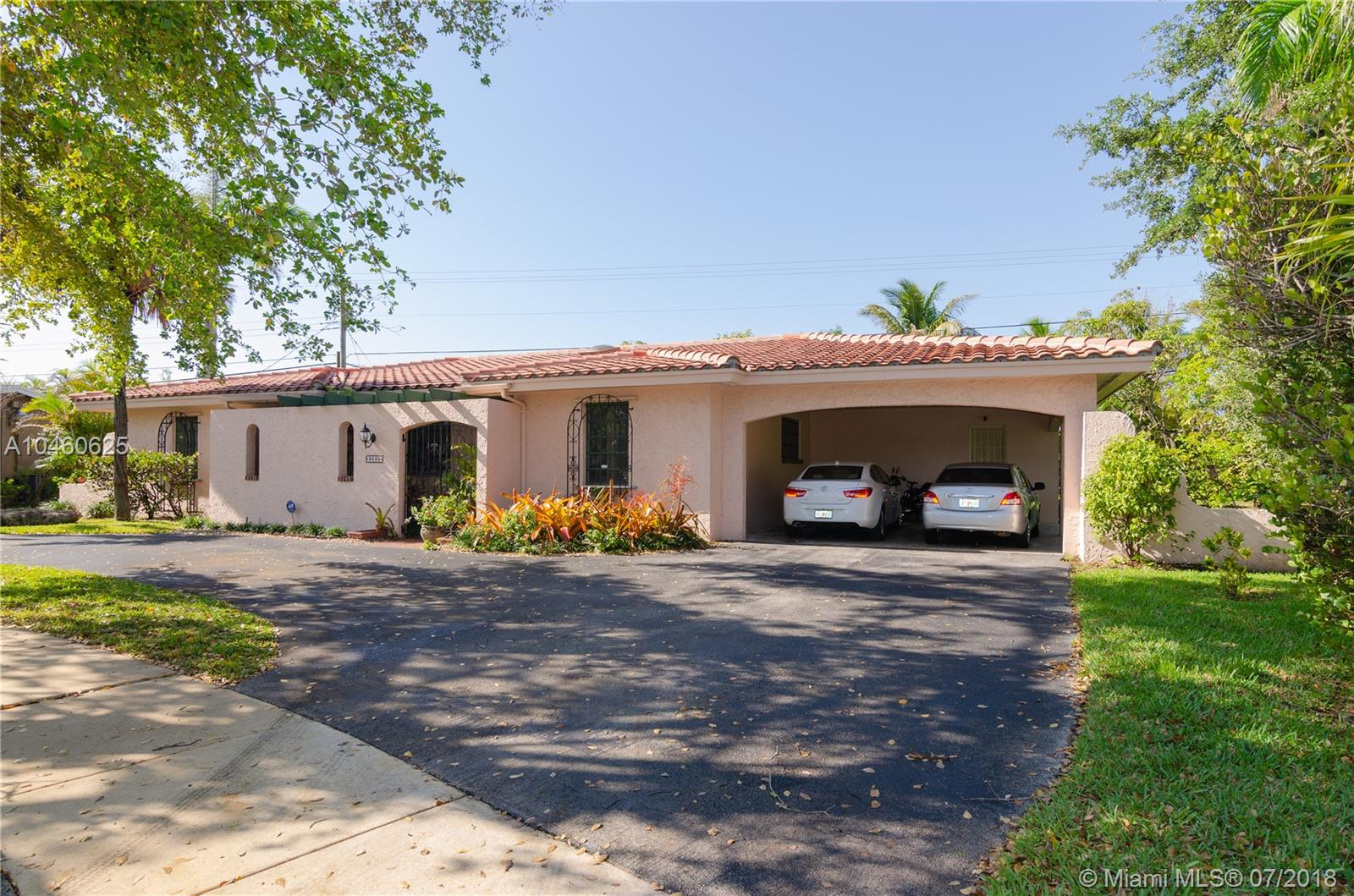 8640 Sw 87th Ter, Miami FL, 33143