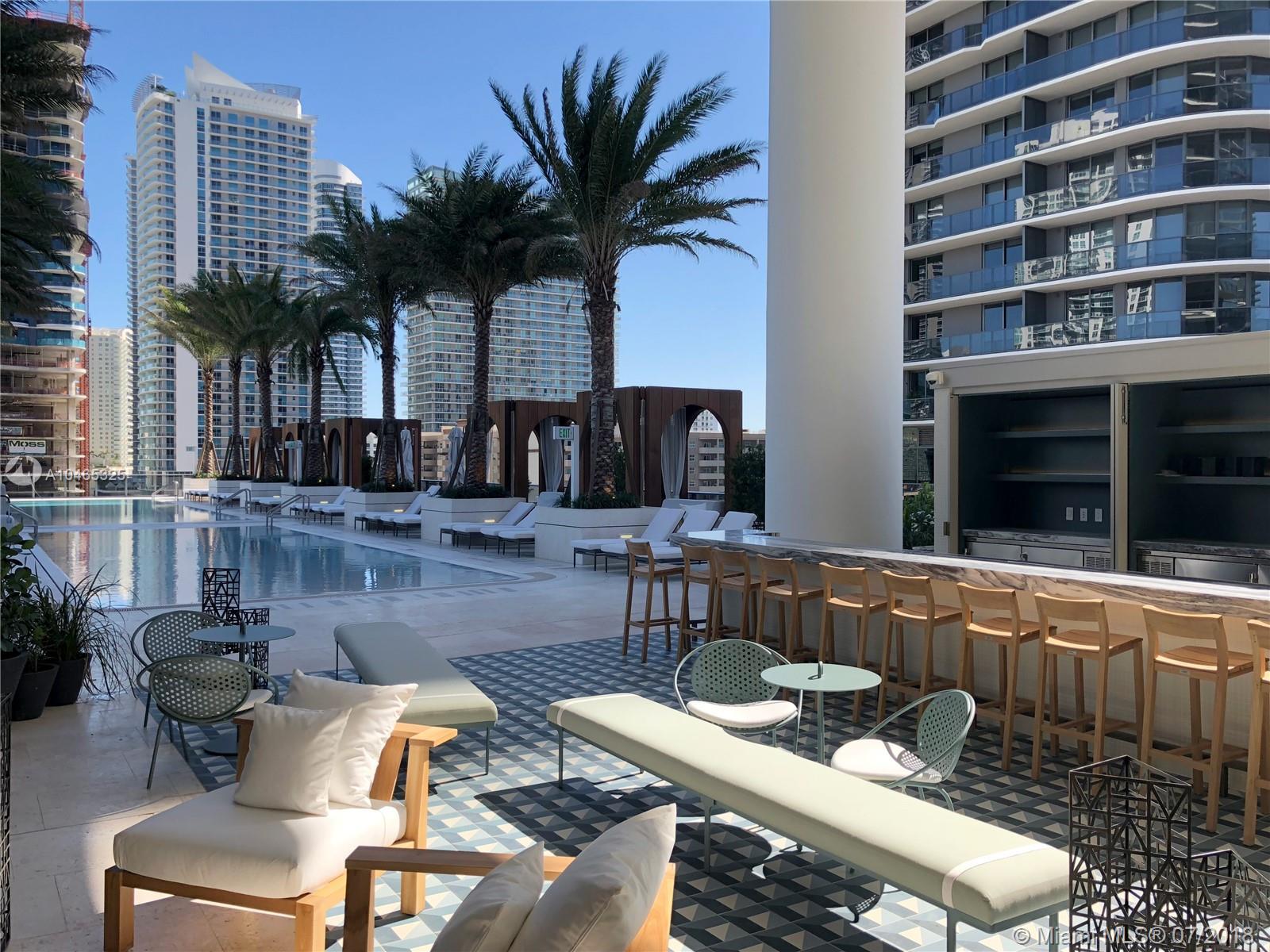 801 S Miami Ave #5007, Miami FL, 33131