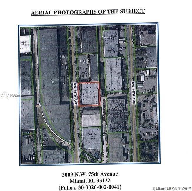3005 3009 Nw 75th Ave, Miami, FL 33122
