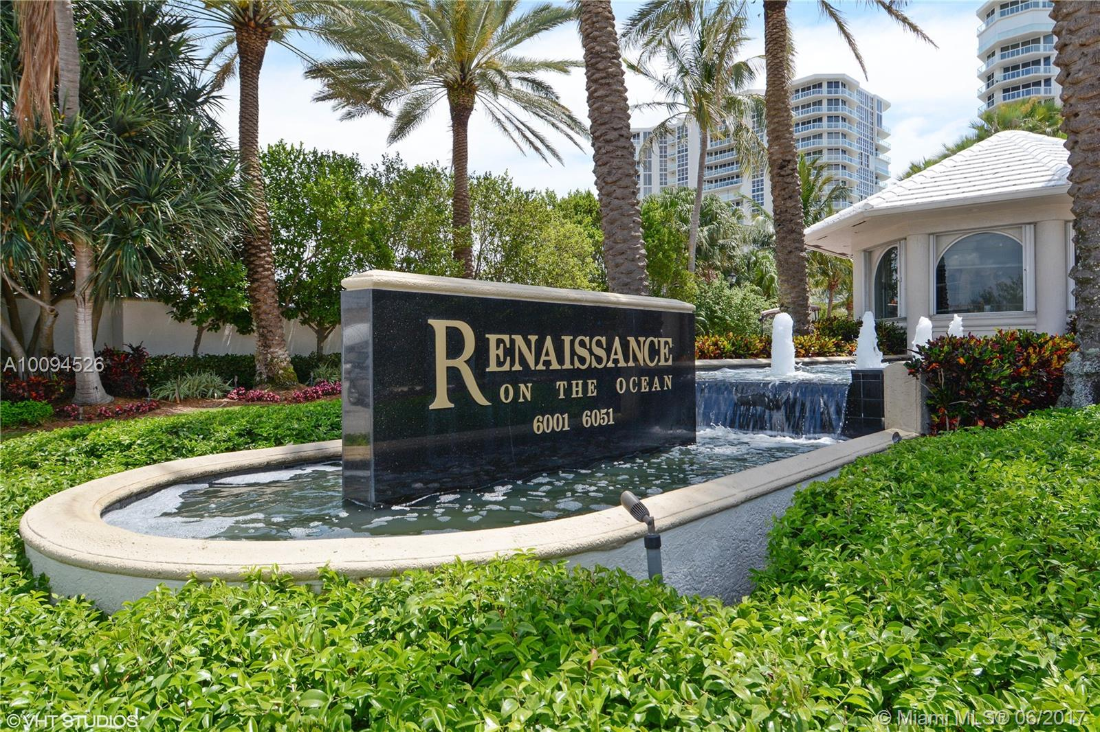 Renaissance on the Ocean South