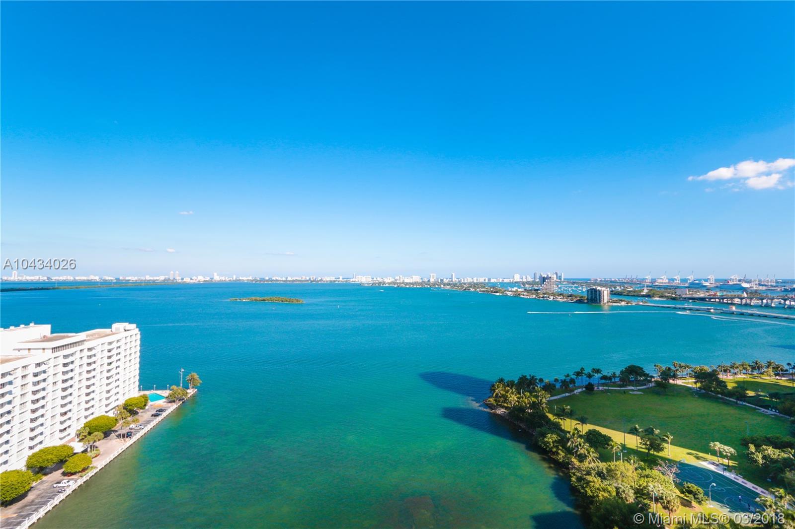 2020 N Bayshore Dr #2309, Miami FL, 33137