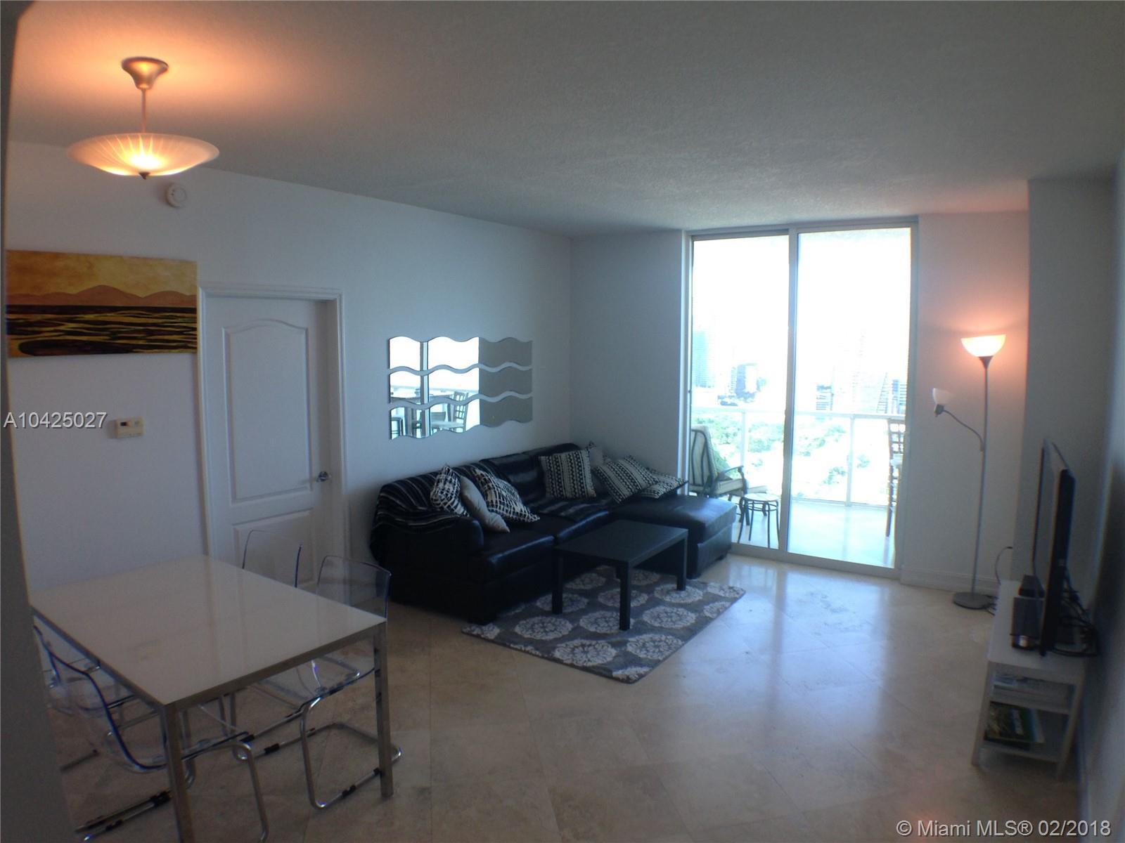 2101 Brickell Avenue #3402, Miami FL, 33129