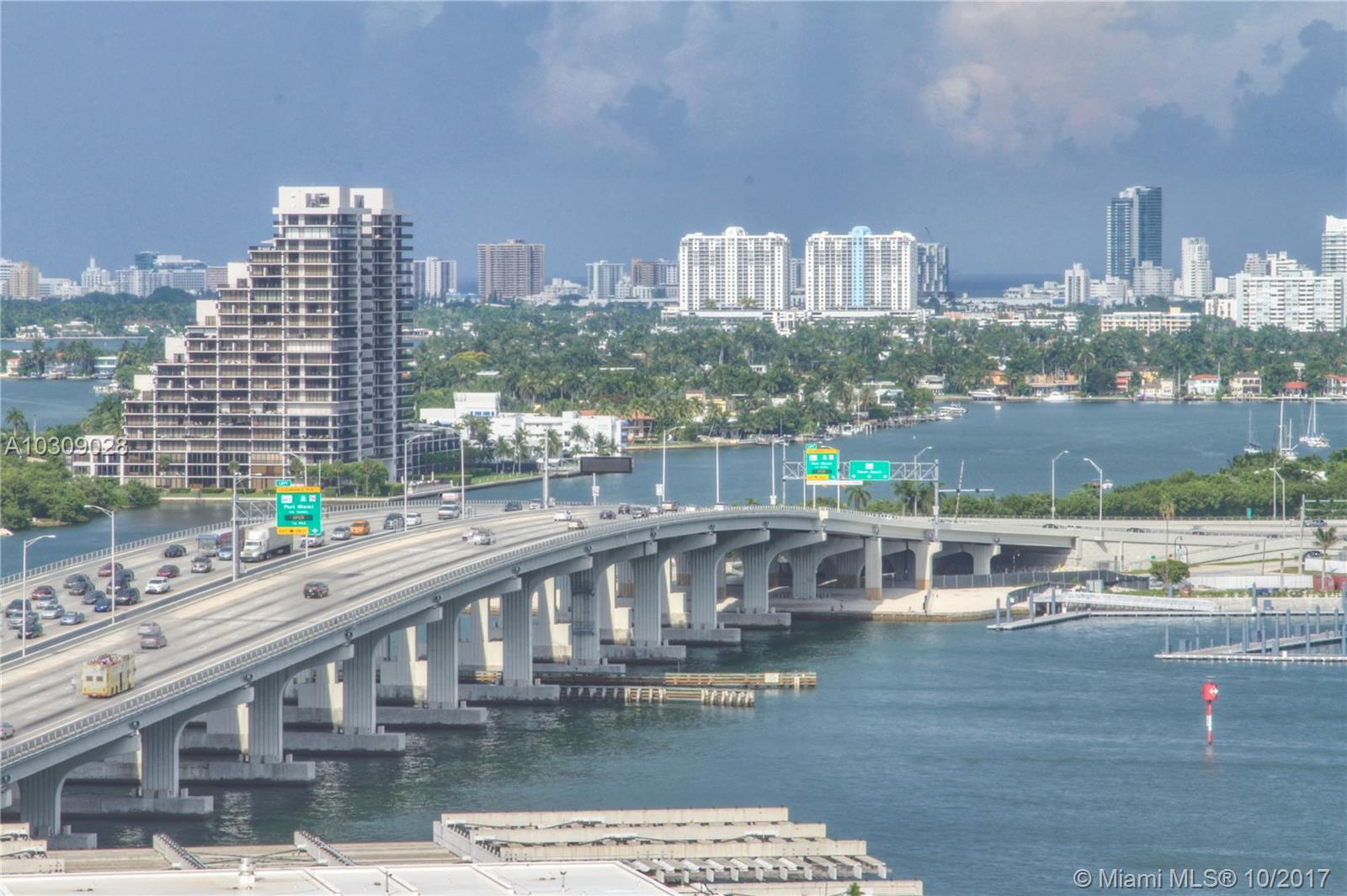 1100 Biscayne Blvd # 2001, Miami , FL 33132