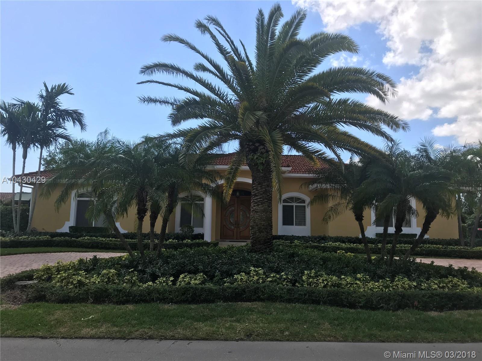 8750 Sw 164th St, Palmetto Bay FL, 33157