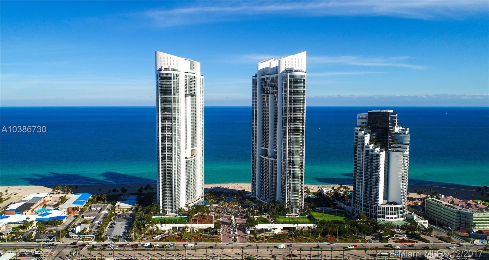 18201 Collins Ave #4202, Sunny Isles Beach FL, 33160