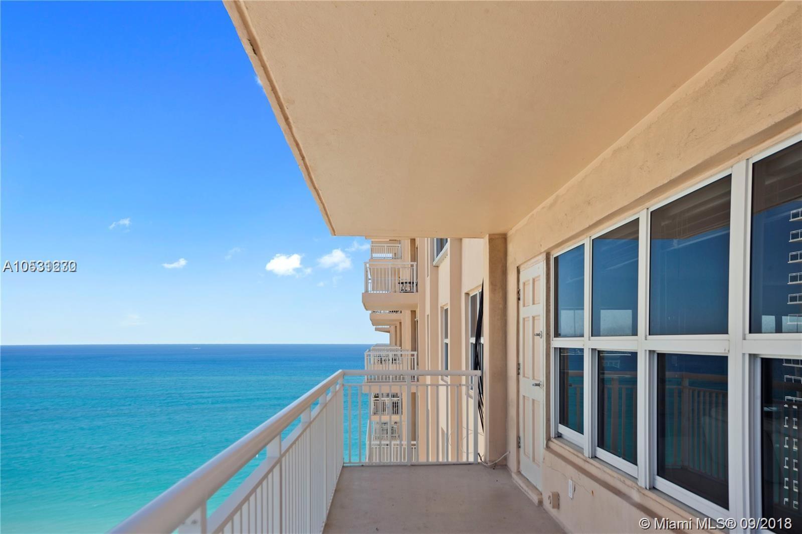 3850 Galt Ocean Dr #1807, Fort Lauderdale FL, 33308