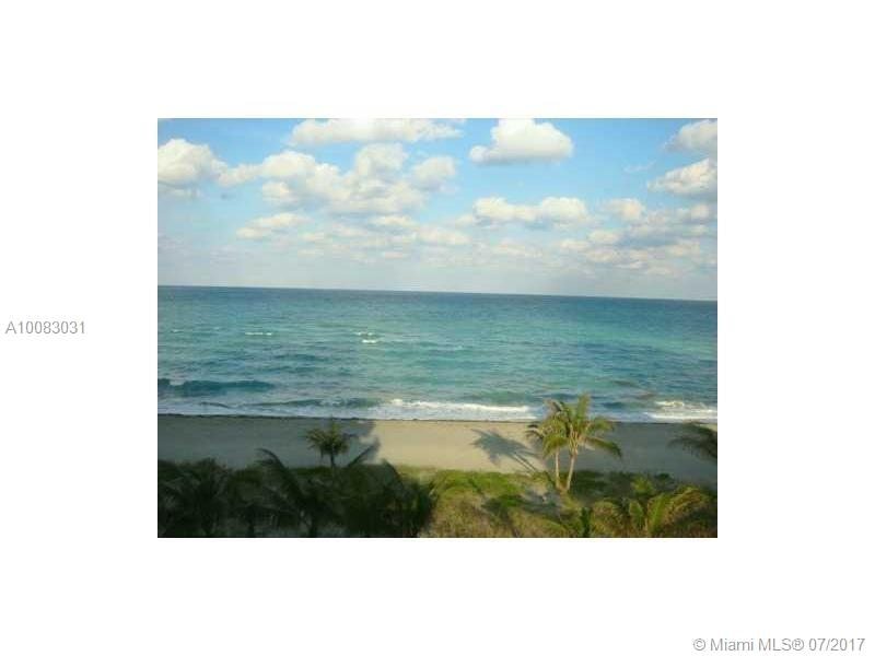 2080 S Ocean Dr #1609, Hallandale FL, 33009