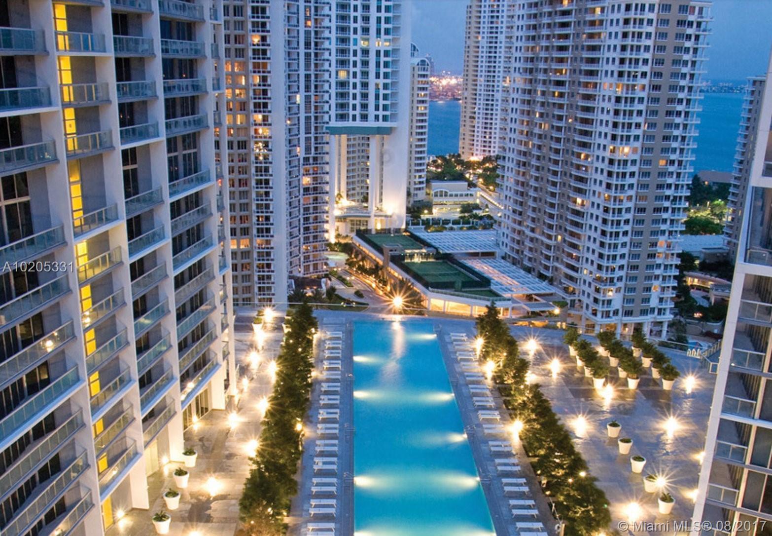465 Brickell Av #3405, Miami, FL 33131
