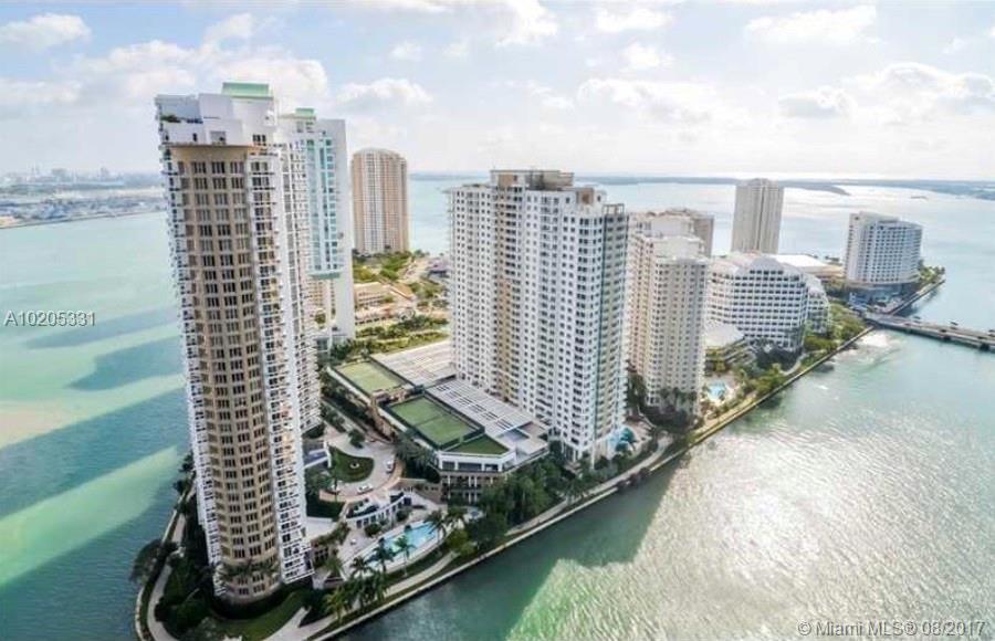 465 Brickell Av #3405, Miami FL, 33131
