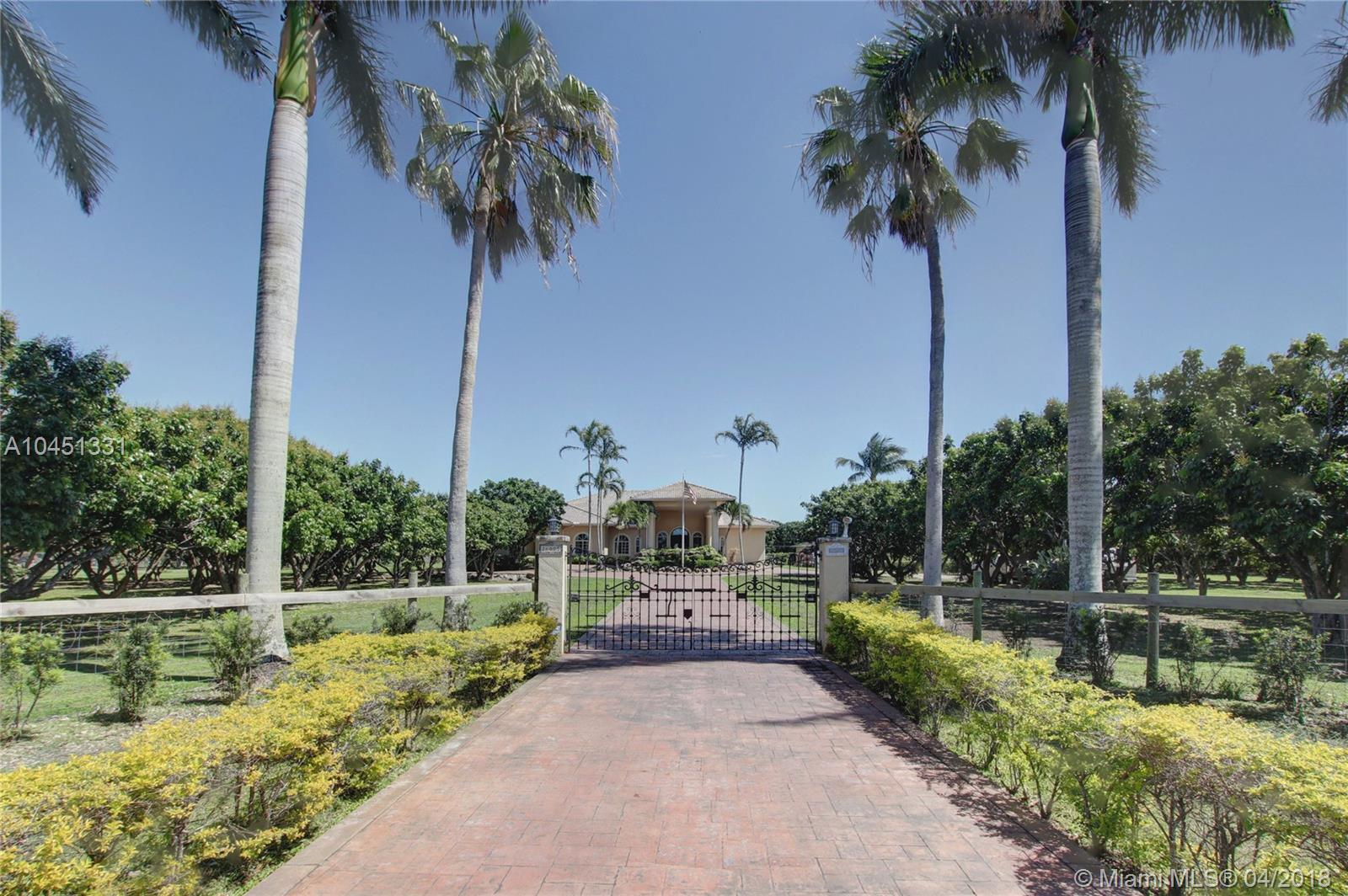 26005 Sw 212th Ave, Homestead FL, 33031