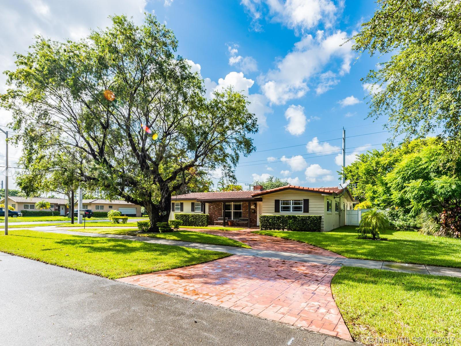 1191 Quail Ave, Miami Springs , FL 33166