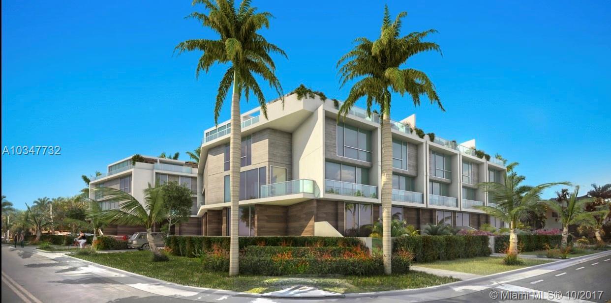 9970 E Bay Harbor Drive #6 - Sabal, Bay Harbor Islands FL, 33154