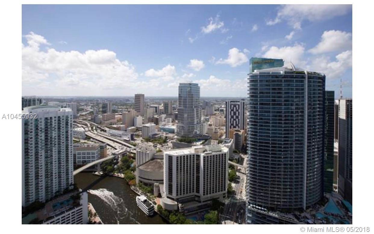 485 Brickell Av #4804, Miami FL, 33131
