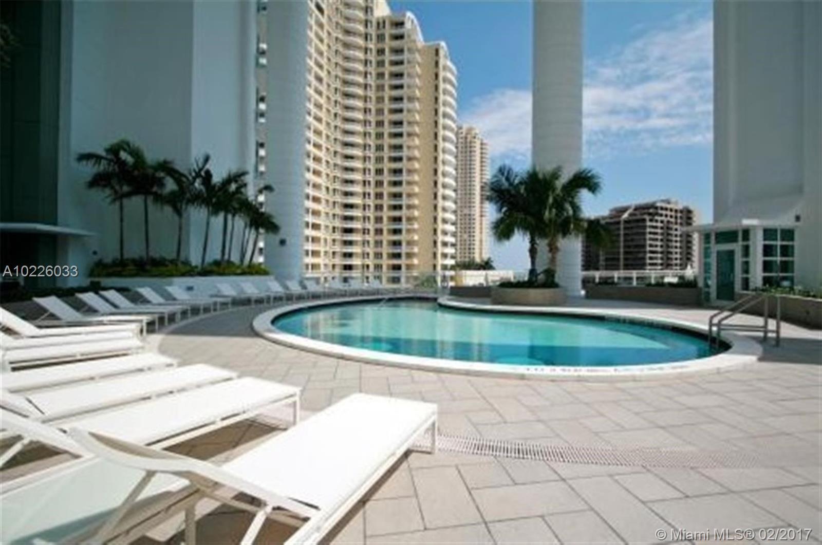 900 Brickell Key Blvd #2205, Miami FL, 33131