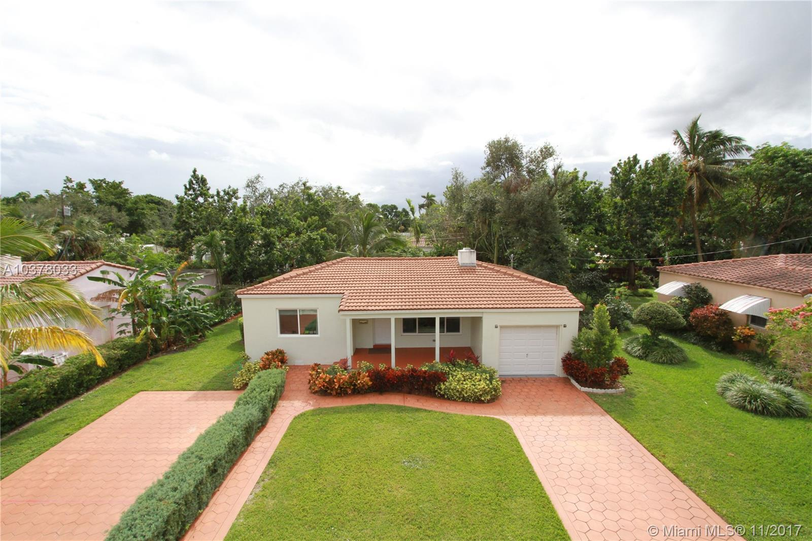 140 NW 102nd St, Miami Shores , FL 33150