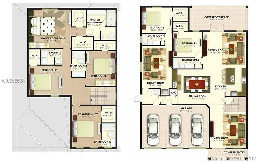 14759 SW 39 Terrace, Miami , FL 33175