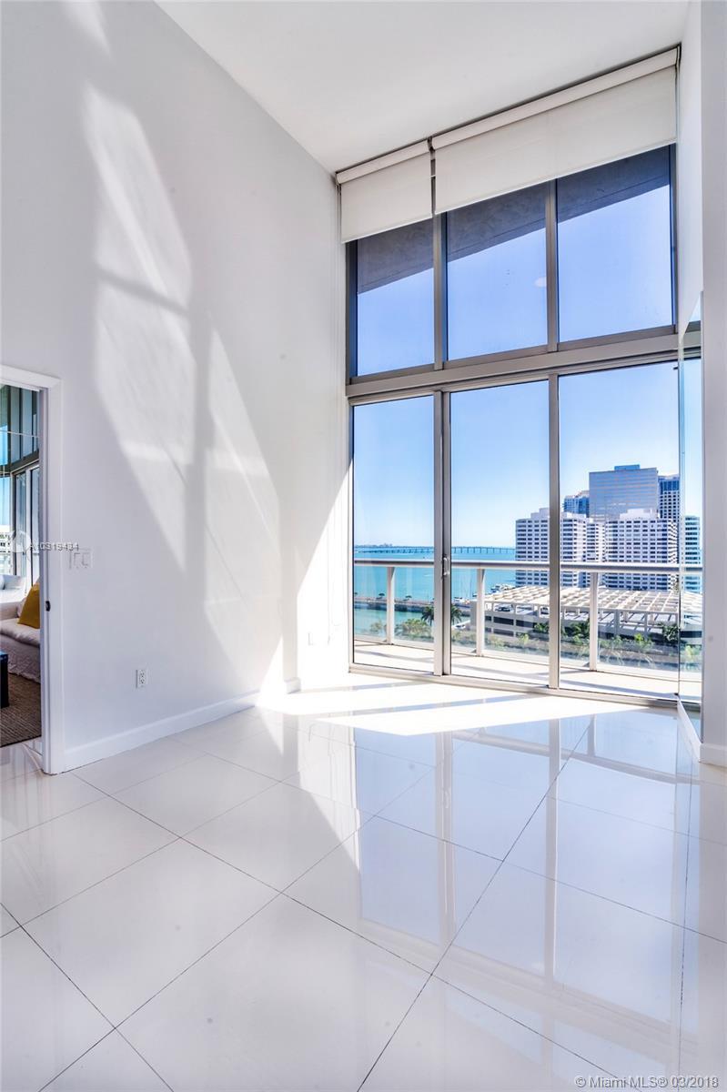 495 Brickell Ave #1405, Miami FL, 33131