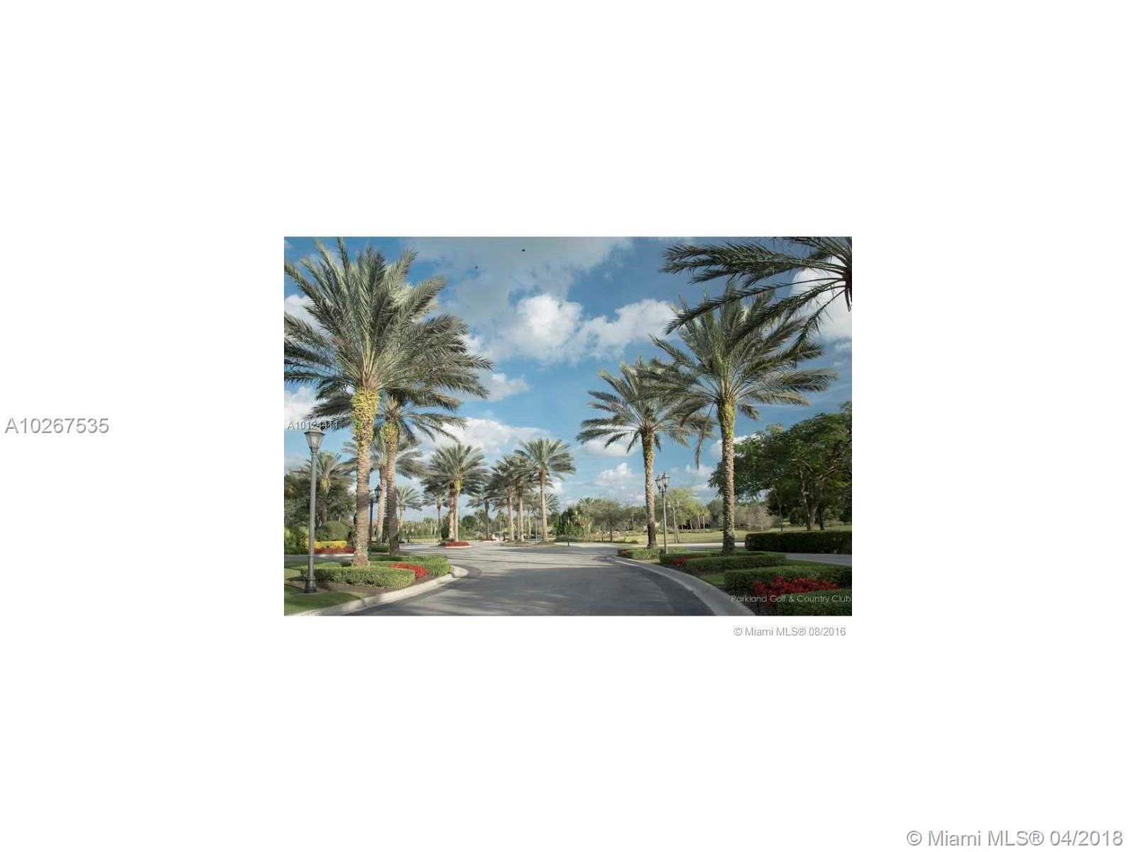 10320 Cameilla St, Parkland FL, 33076