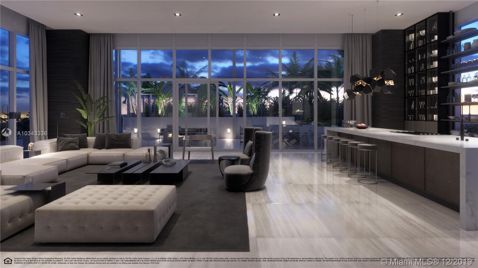 4701 Meridian Avenue #PH16, Miami Beach FL, 33140