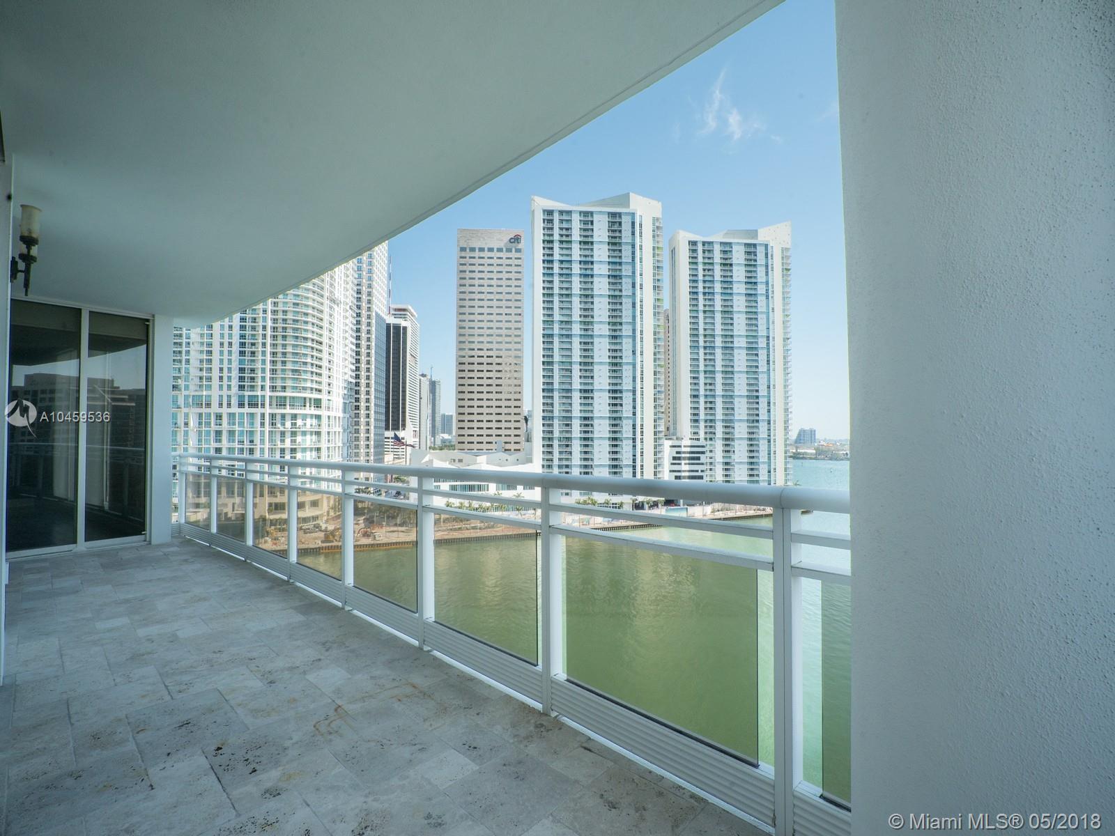 901 Brickell Key Blvd #1108, Miami FL, 33131