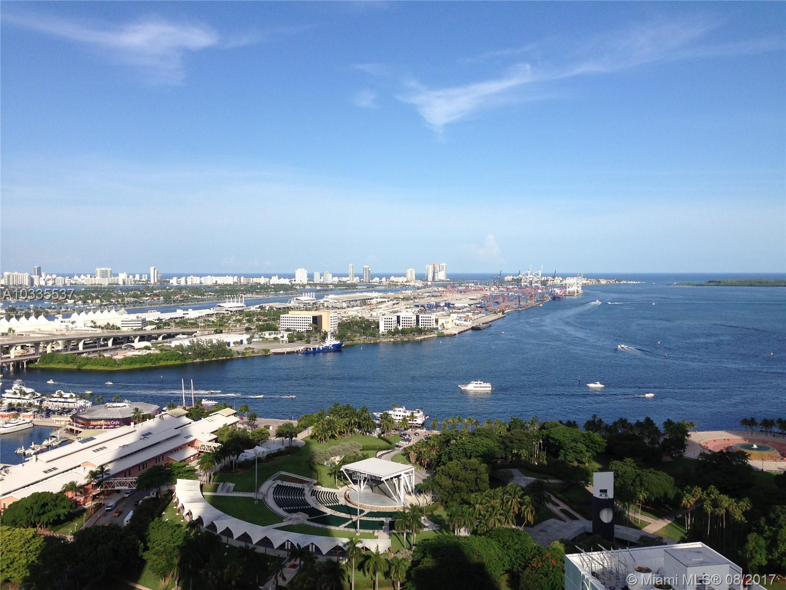 244 BISCAYNE BL # 3609, Miami , FL 33132