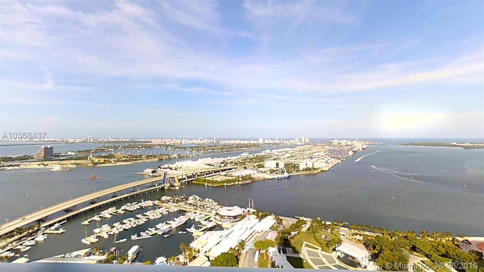 244 Biscayne Blvd #4503, Miami FL, 33132