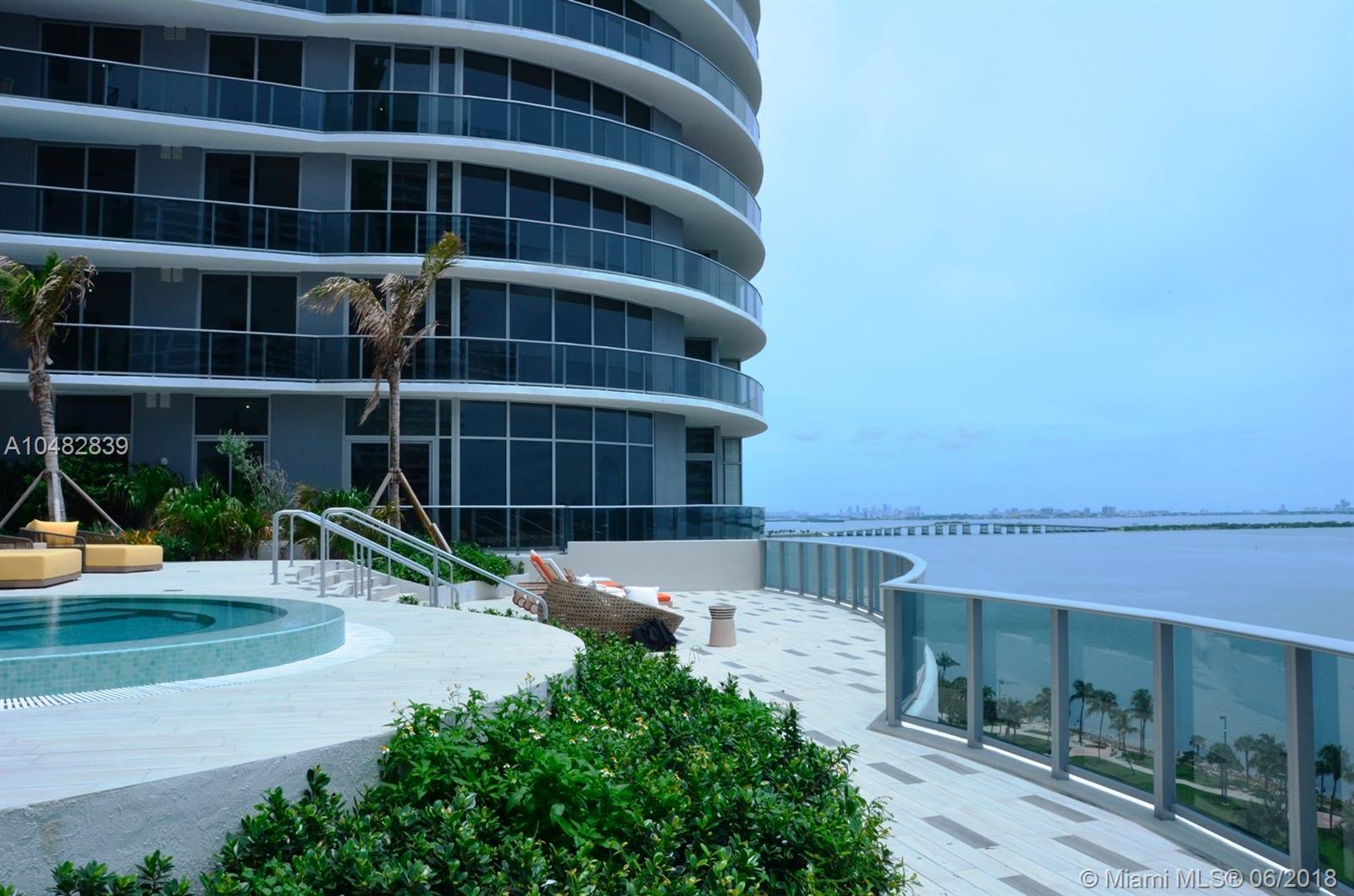 488 Ne 18 St #3808, Miami FL, 33132