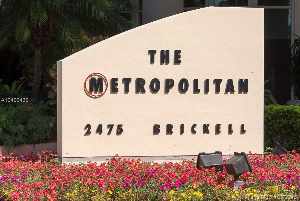 2475 Brickell Ave #2207, Miami FL, 33129