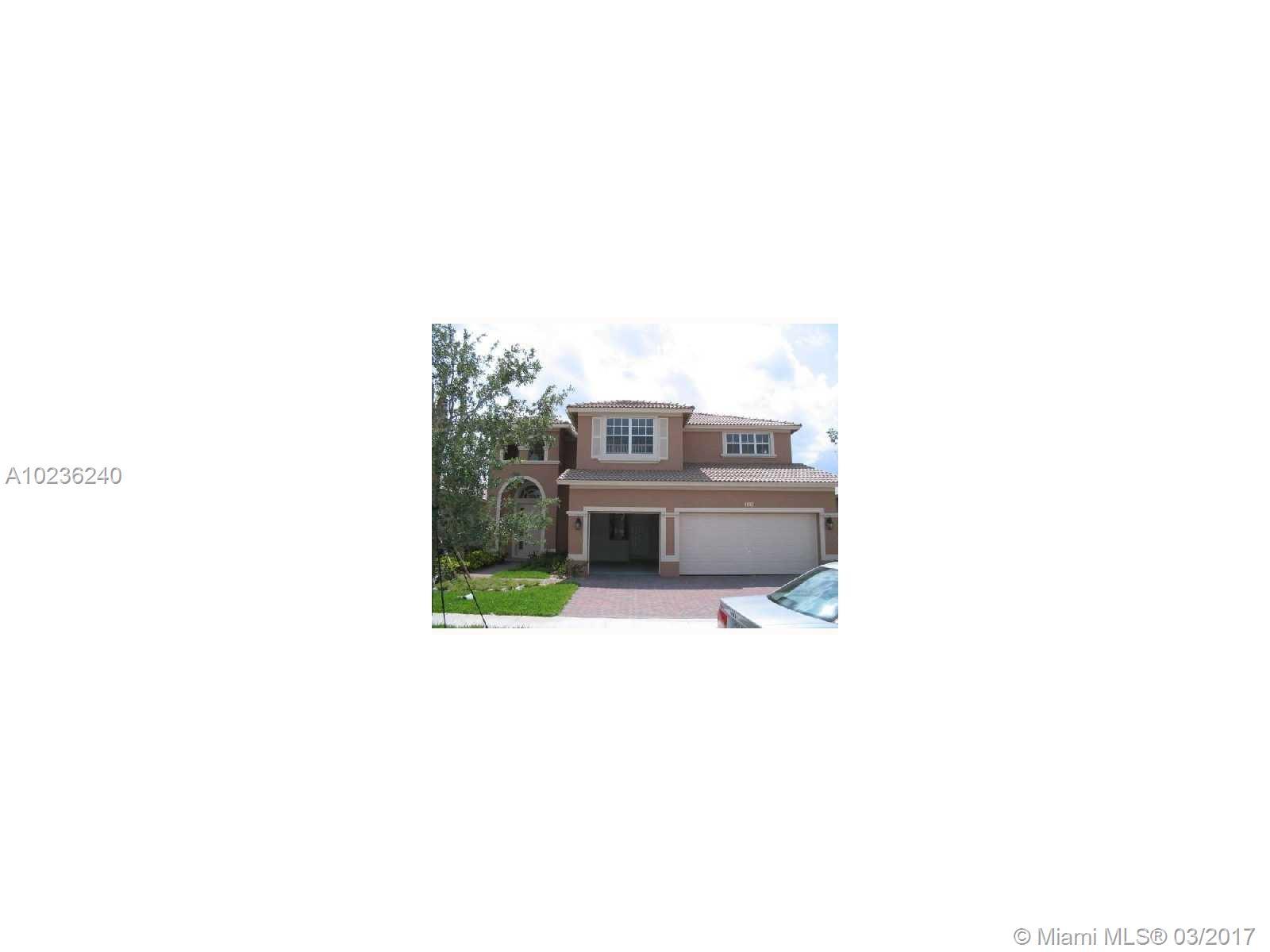 4041 W Whitewater Ave, Weston , FL 33332
