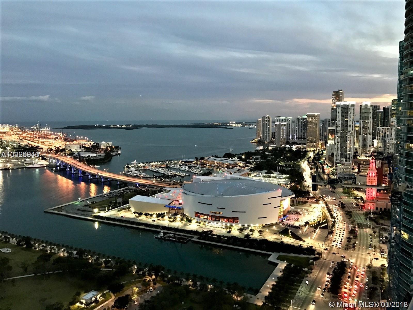 1100 Biscayne Blvd #4302, Miami FL, 33132
