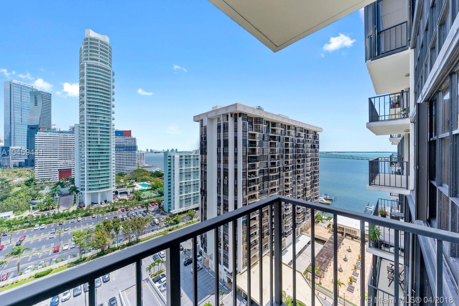 1901 Brickell #B1911, Miami FL, 33129
