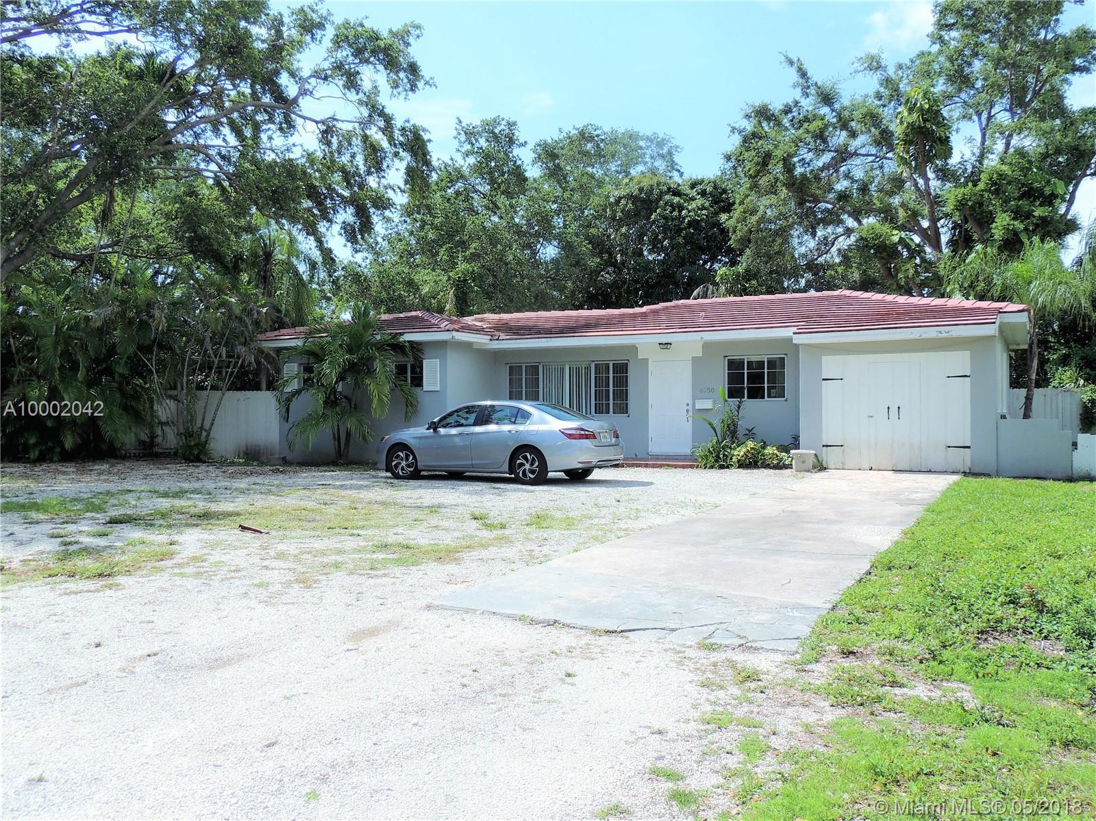 6750 Sw 75th Ter, South Miami FL, 33143